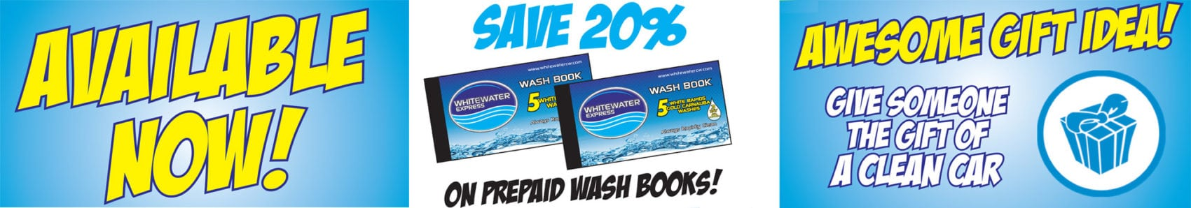 Wash Books For Sell
