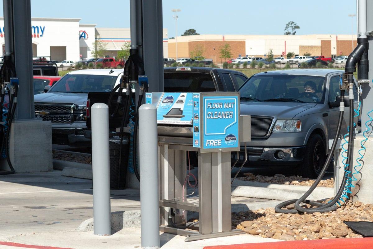 Huntsville TX Car Wash